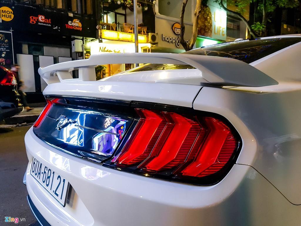 Ford Mustang facelift hàng hiếm xuất hiện tại TP.HCM Ảnh 5