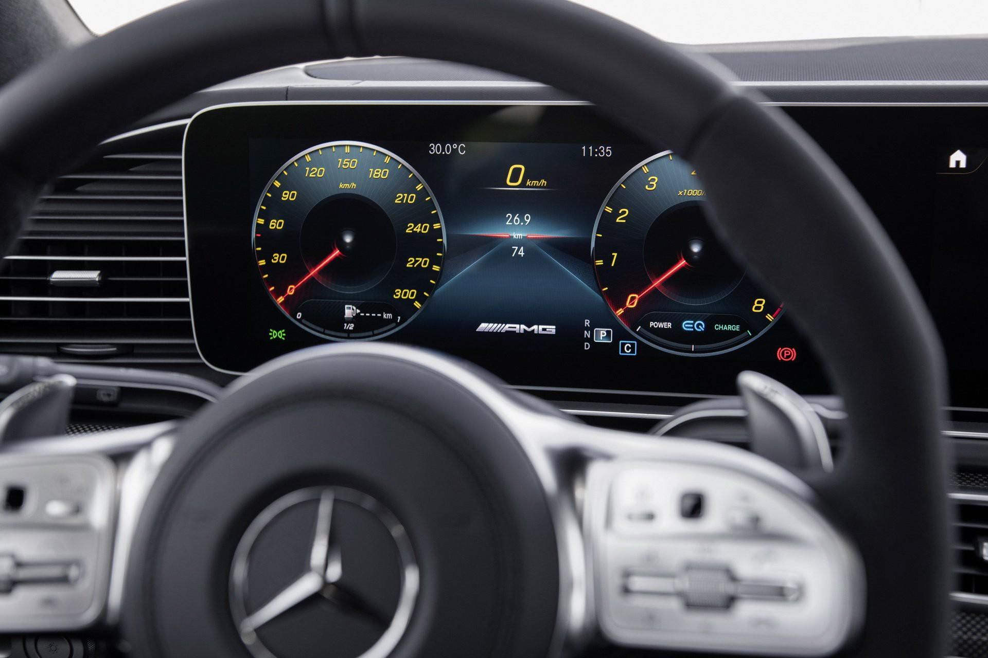 Khám phá Mercedes GLS 63 2020 vừa ra mắt Ảnh 12