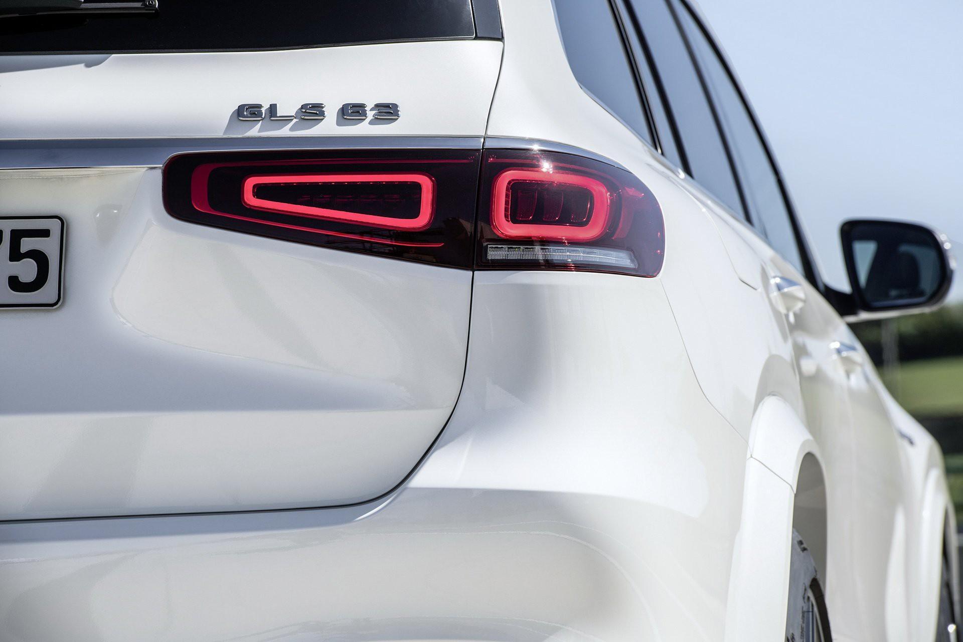 Khám phá Mercedes GLS 63 2020 vừa ra mắt Ảnh 7