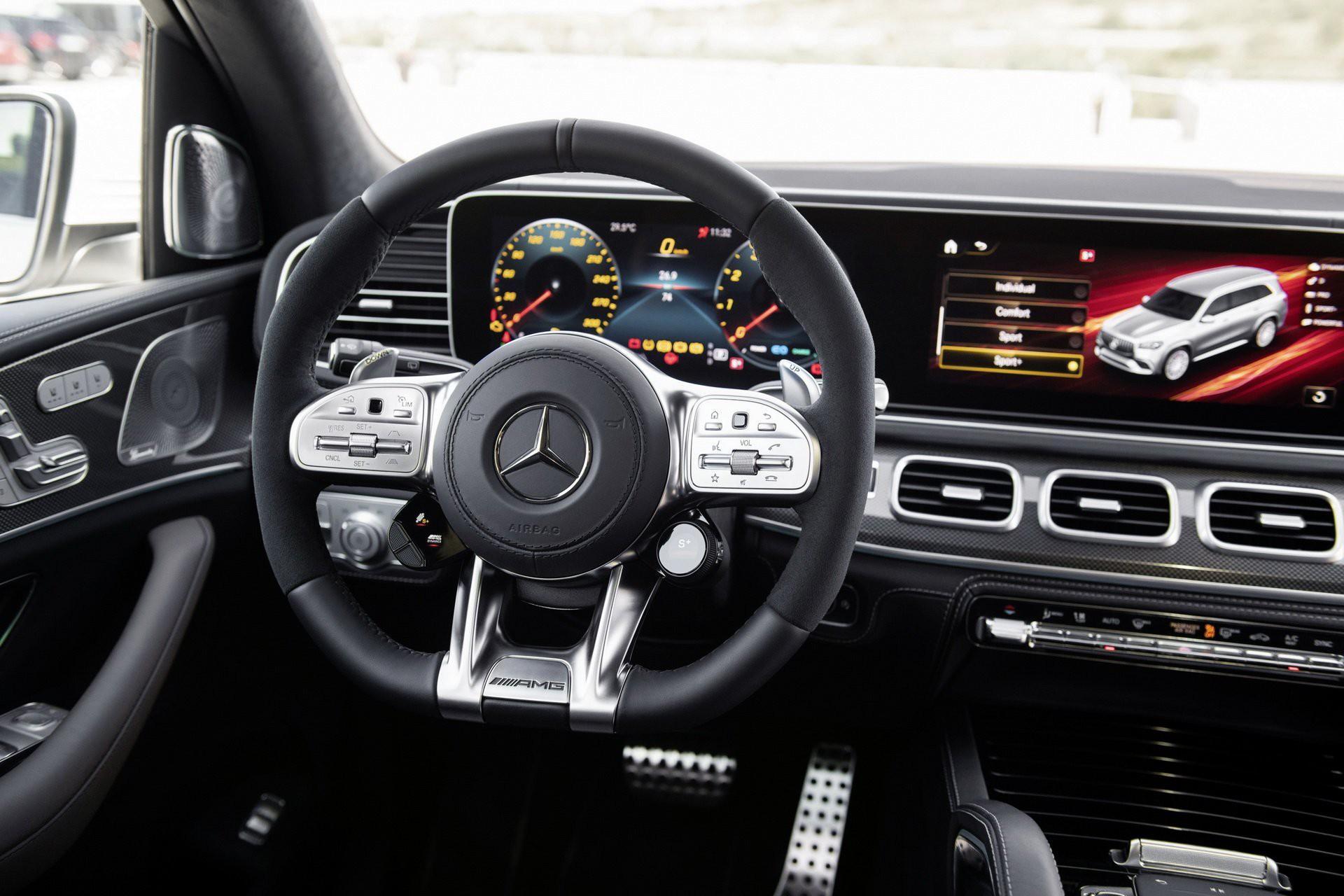 Khám phá Mercedes GLS 63 2020 vừa ra mắt Ảnh 13