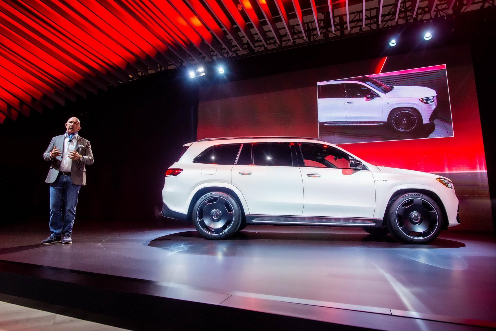 Khám phá Mercedes GLS 63 2020 vừa ra mắt Ảnh 1