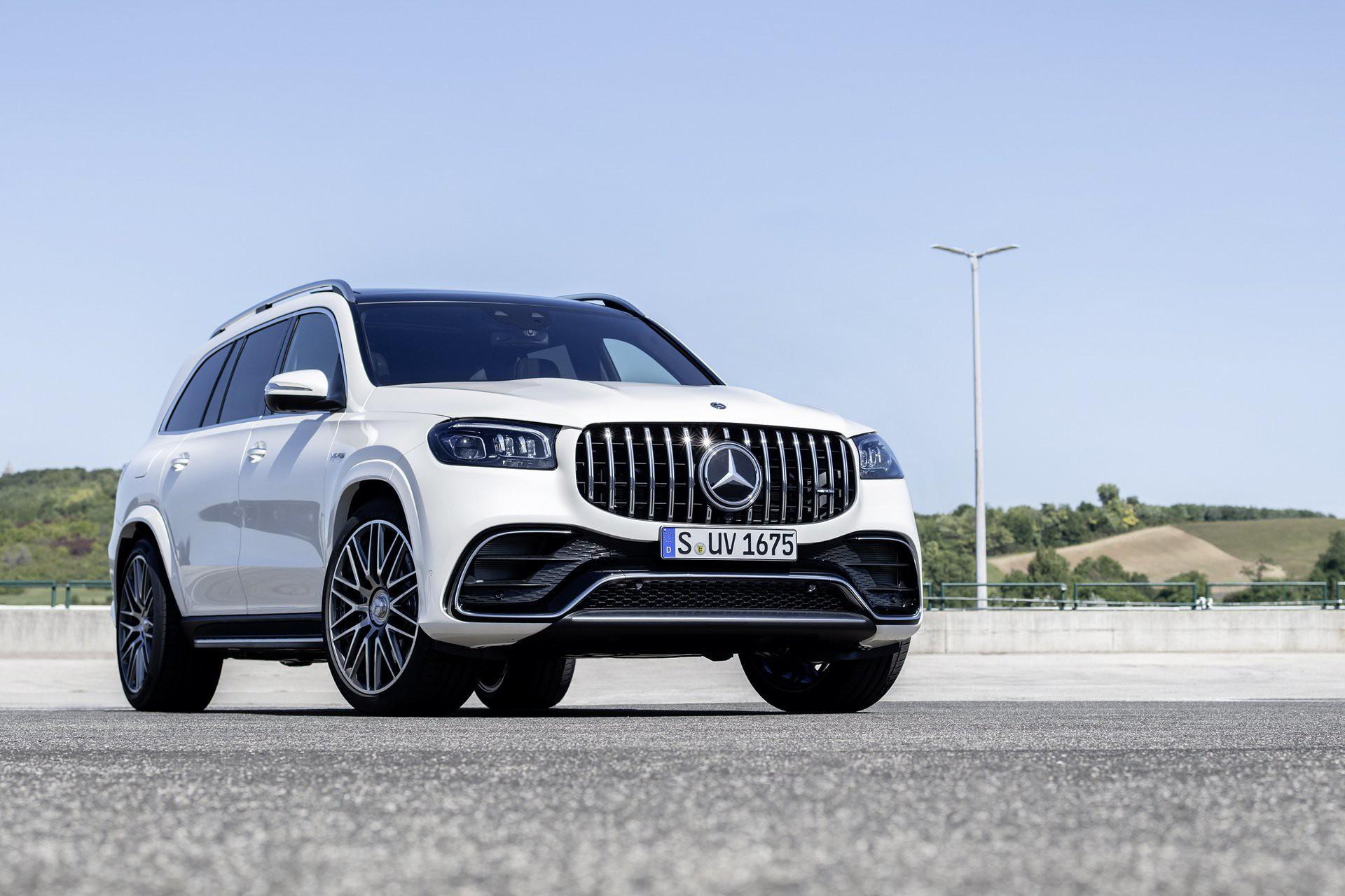 Khám phá Mercedes GLS 63 2020 vừa ra mắt Ảnh 5