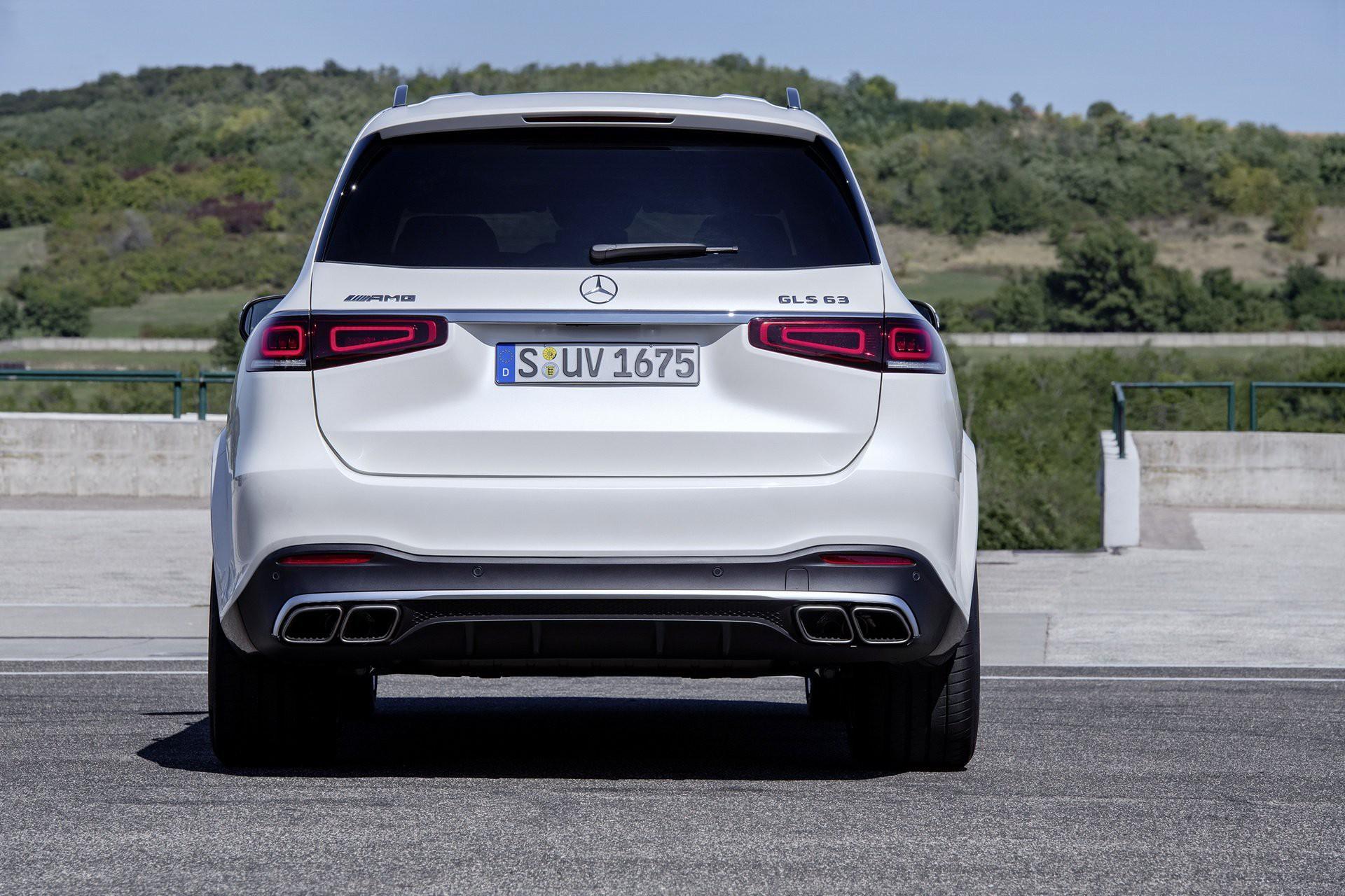 Khám phá Mercedes GLS 63 2020 vừa ra mắt Ảnh 10