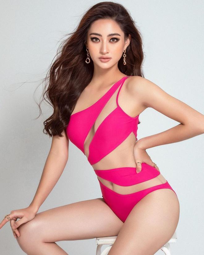 Kỳ Duyên khoe dáng với bikini, Ninh Dương Lan Ngọc diện váy hở lưng Ảnh 4