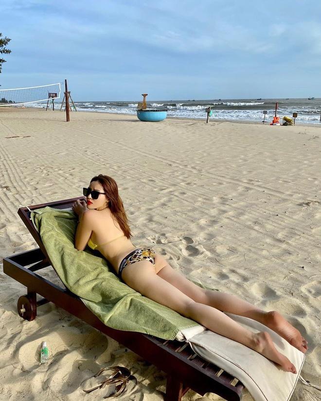 Kỳ Duyên khoe dáng với bikini, Ninh Dương Lan Ngọc diện váy hở lưng Ảnh 8