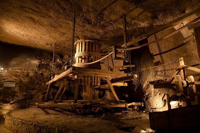 Mỏ muối Wieliczka – Kho tàng nghệ thuật độc đáo Ảnh 4