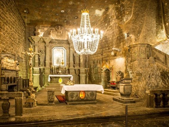 Mỏ muối Wieliczka – Kho tàng nghệ thuật độc đáo Ảnh 1