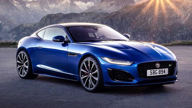Jaguar F-Type 2021 ra mắt với diện mạo mới mạnh mẽ hơn Ảnh 3