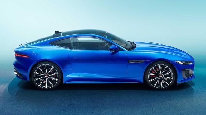 Jaguar F-Type 2021 ra mắt với diện mạo mới mạnh mẽ hơn Ảnh 4