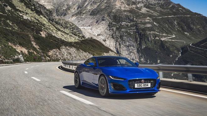 Jaguar F-Type 2021 ra mắt với diện mạo mới mạnh mẽ hơn Ảnh 7