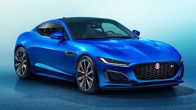 Jaguar F-Type 2021 ra mắt với diện mạo mới mạnh mẽ hơn Ảnh 2