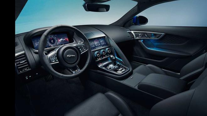 Jaguar F-Type 2021 ra mắt với diện mạo mới mạnh mẽ hơn Ảnh 5