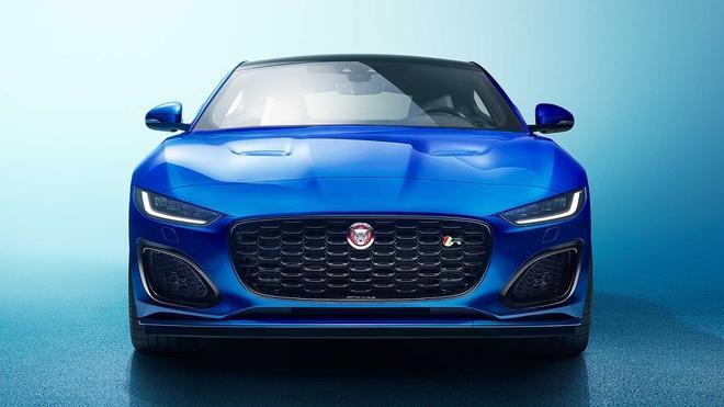 Jaguar F-Type 2021 ra mắt với diện mạo mới mạnh mẽ hơn Ảnh 1