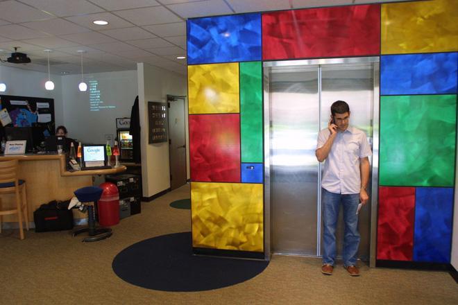 Chặng đường hơn 21 năm phát triển Google của hai sinh viên nghèo Ảnh 2