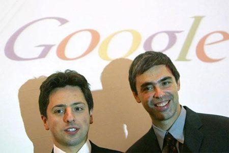 Chặng đường hơn 21 năm phát triển Google của hai sinh viên nghèo Ảnh 1