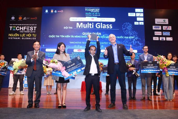 Techfest Vietnam 2019 thu hút 14 triệu USD tiền quan tâm đầu tư Ảnh 2