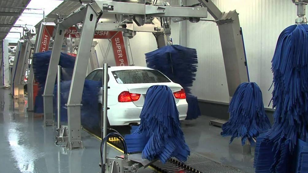 Máy rửa xe tự động giá bao nhiêu, có nên đầu tư làm dịch vụ? Ảnh 3