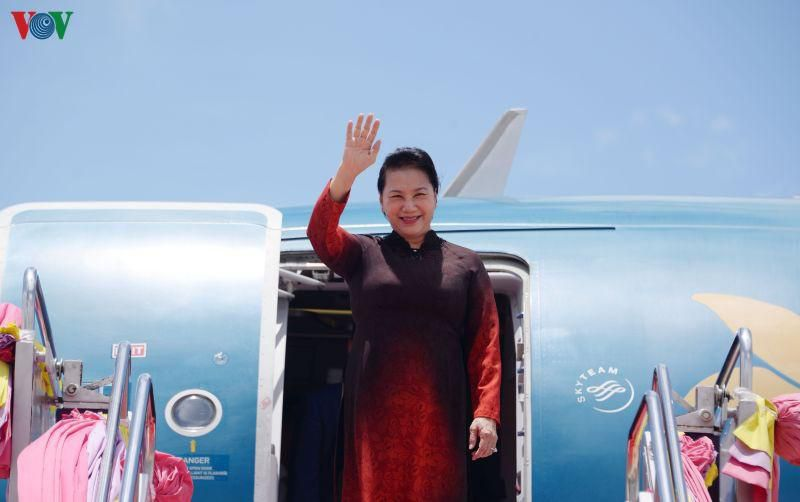 Hợp tác liên nghị viện giữa LB Nga và Việt Nam ngày càng phát triển Ảnh 1