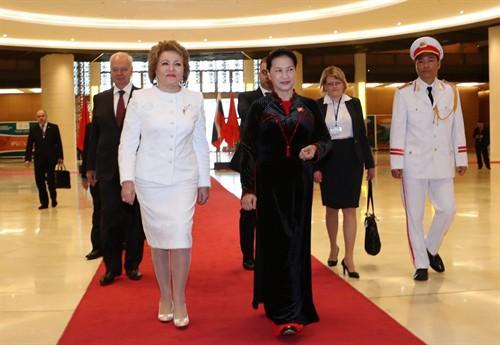 Hợp tác liên nghị viện giữa LB Nga và Việt Nam ngày càng phát triển Ảnh 2