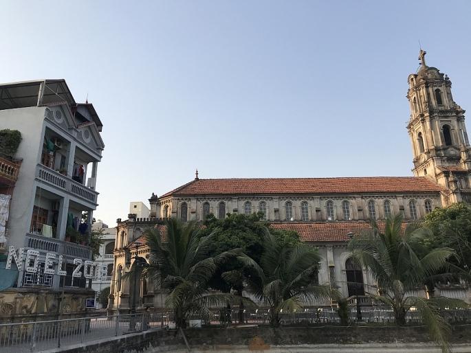 Các nhà thờ ở Hà Nội nhộn nhịp, trang hoàng chờ đón Giáng sinh Ảnh 15