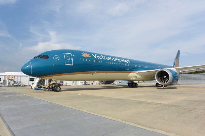 Siêu máy bay Boeing 787-10 đón thầy trò HLV Park Hang-seo trở về từ SEA Games 30 có gì đặc biệt? Ảnh 6
