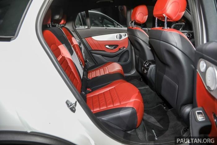 Mercedes-Benz GLC 300 Coupe 2020 ra mắt tại Malaysia, giá từ 2,33 tỷ đồng Ảnh 7