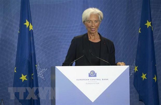 Tân Chủ tịch ECB khẳng định giữ nguyên phong cách lãnh đạo riêng Ảnh 1