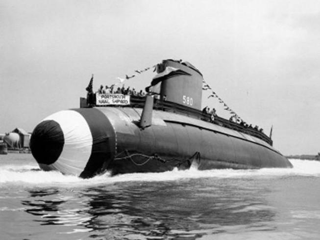 Tàu ngầm mới nhất Nga không giống bất kỳ tàu ngầm nào của Mỹ Ảnh 1