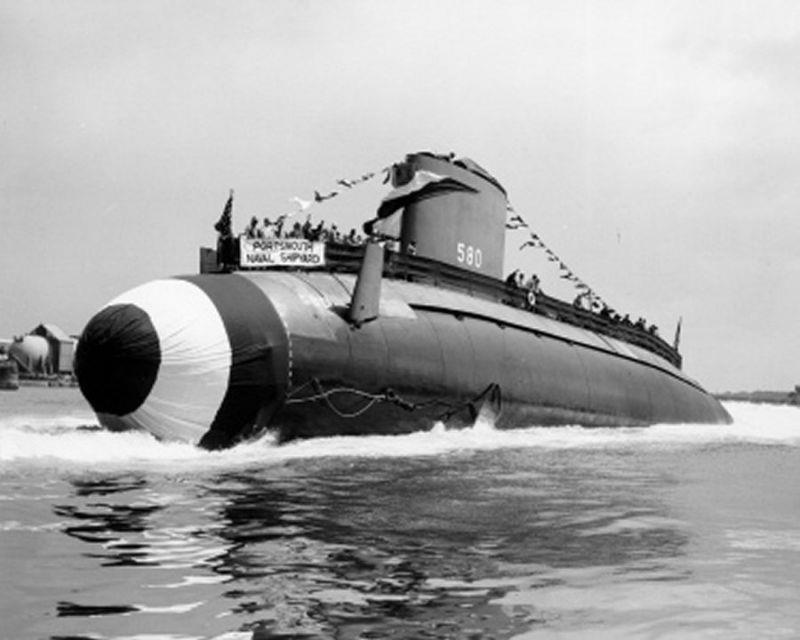 Tàu ngầm mới nhất Nga không giống bất kỳ tàu ngầm nào của Mỹ Ảnh 3