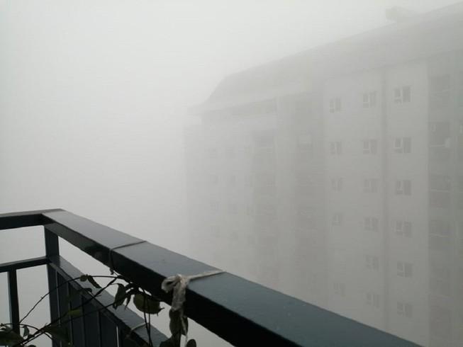 Ô nhiễm không khí, Bộ Y tế khuyên người dân hạn chế ra ngoài Ảnh 1