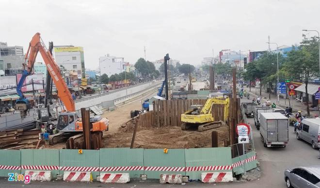 TP.HCM hạn chế đào gần 500 tuyến đường trong năm 2020 Ảnh 1