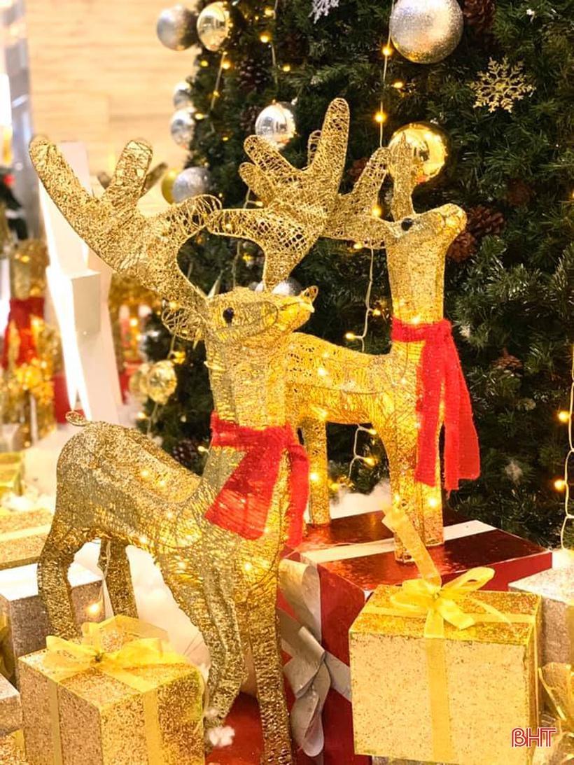 'Lạc bước' vào không gian đón mừng Giáng sinh 2019 tại Hà Tĩnh Ảnh 5