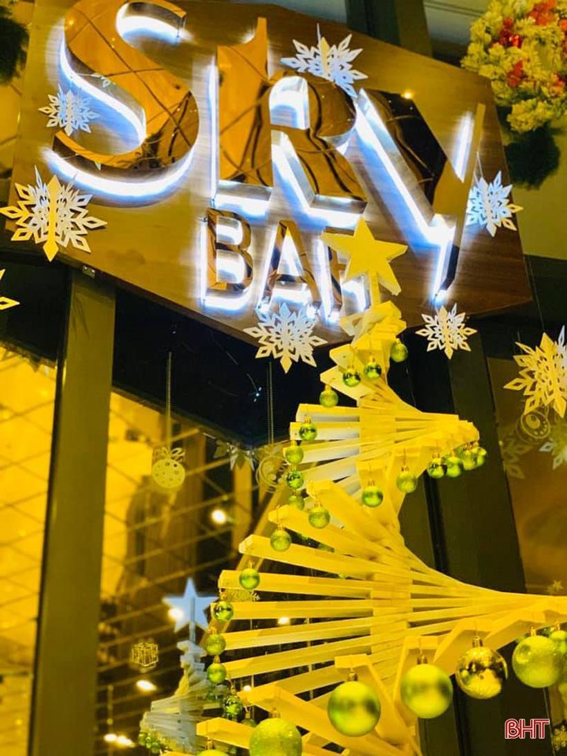 'Lạc bước' vào không gian đón mừng Giáng sinh 2019 tại Hà Tĩnh Ảnh 6