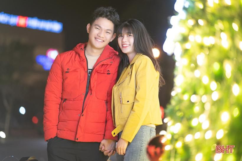 'Lạc bước' vào không gian đón mừng Giáng sinh 2019 tại Hà Tĩnh Ảnh 14