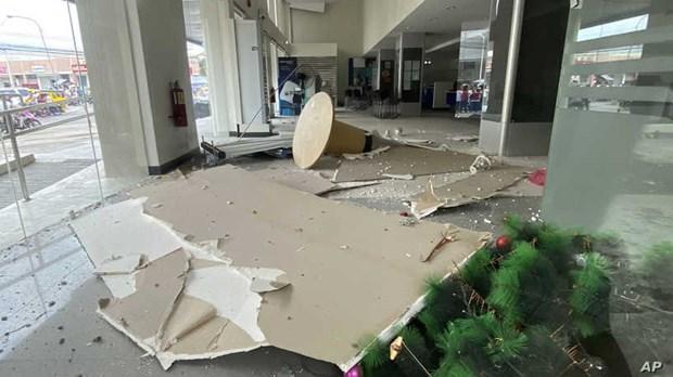 Số nạn nhân thiệt mạng trong vụ động đất tại Philippines tăng Ảnh 1