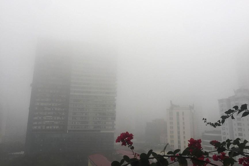 Thời tiết 7 ngày tới trên cả nước Ảnh 1
