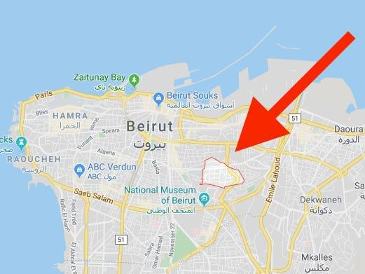 Có gì trong khu phố đắt đỏ ở Lebanon mà cựu CEO Nissan trốn sang? Ảnh 1
