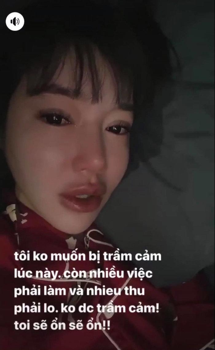 Mỹ nhân Việt đối diện với việc chồng ngoại tình: Người rơi vào trầm cảm, kẻ có ý định tự tử Ảnh 4