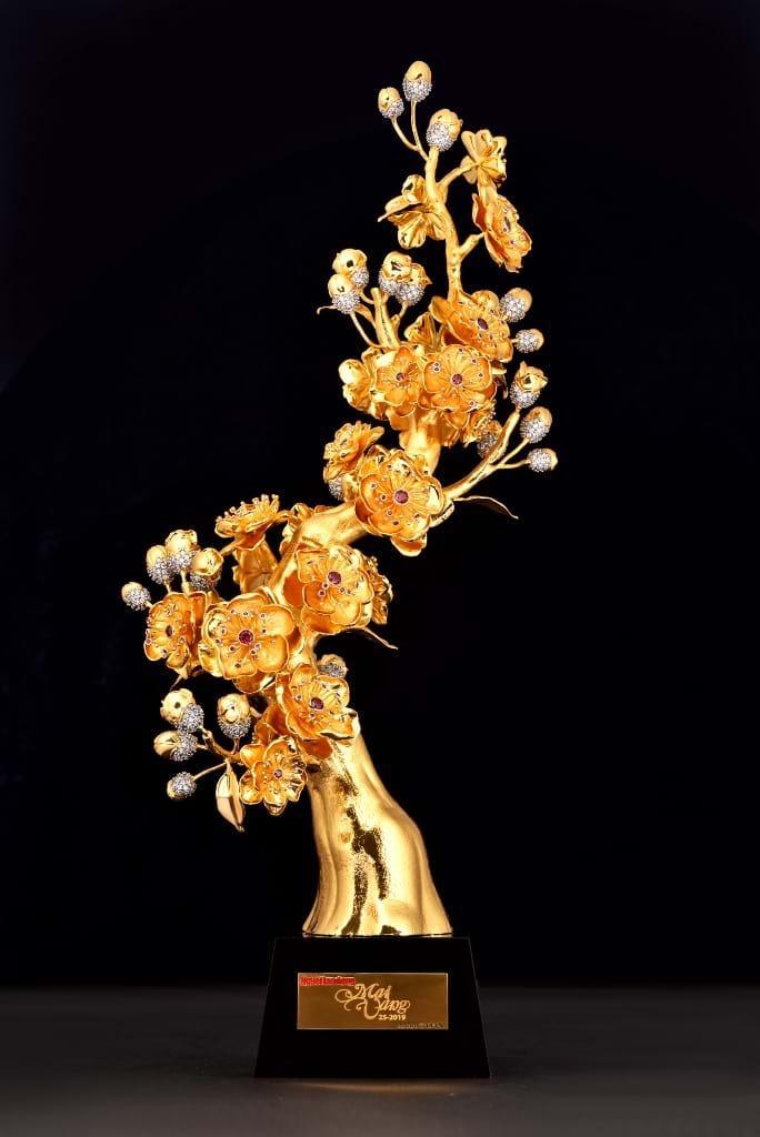 Tiết lộ về biểu tượng đặc biệt tại giải Mai Vàng lần thứ 25 Ảnh 3