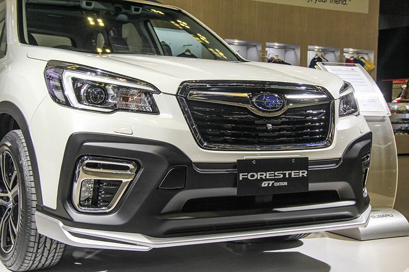 Phiên bản đặc biệt Subaru Forester GT Edition chính thức được ra mắt tại Singapore Ảnh 7