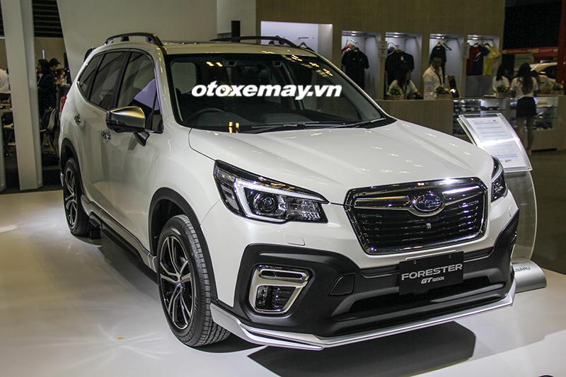 Phiên bản đặc biệt Subaru Forester GT Edition chính thức được ra mắt tại Singapore Ảnh 2