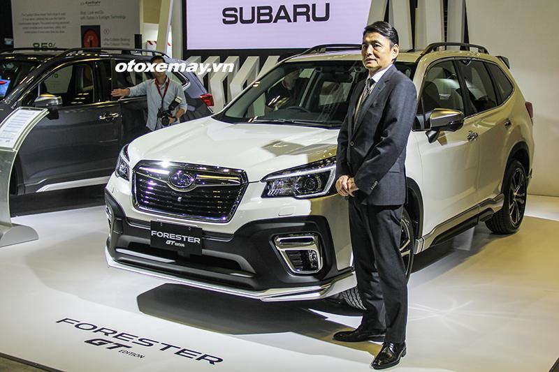 Phiên bản đặc biệt Subaru Forester GT Edition chính thức được ra mắt tại Singapore Ảnh 1