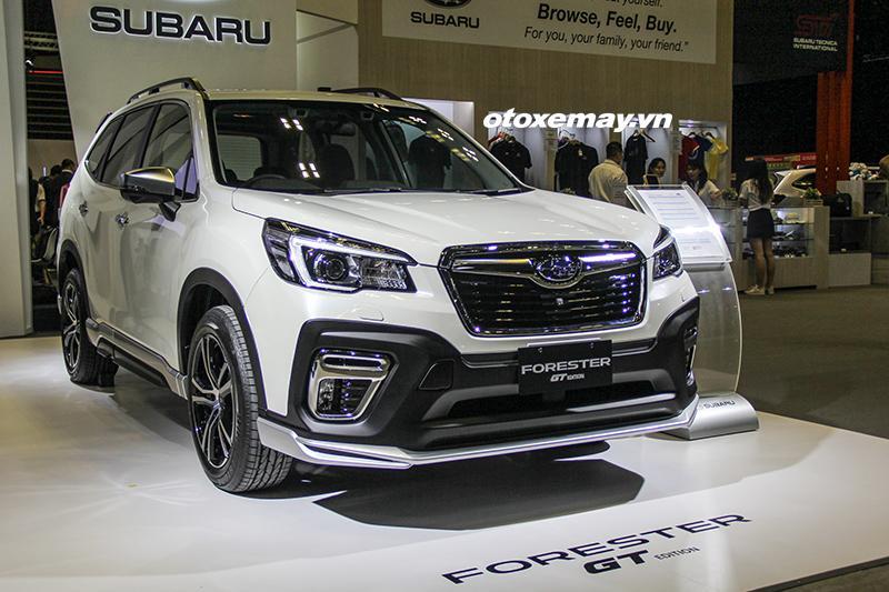 Phiên bản đặc biệt Subaru Forester GT Edition chính thức được ra mắt tại Singapore Ảnh 4