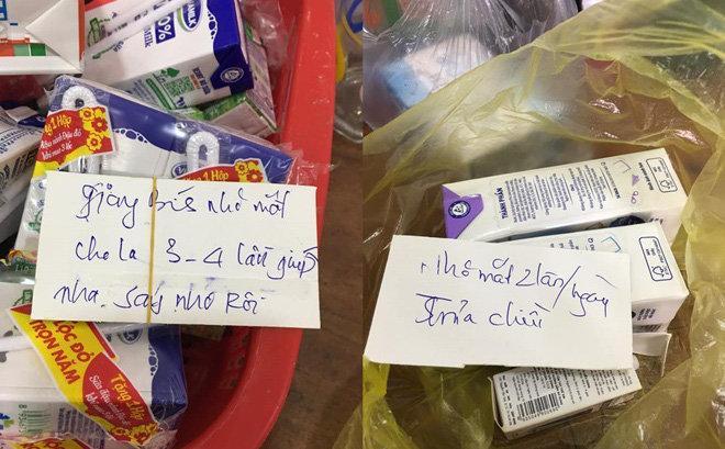 Lời nhắn gửi cộc lốc của phụ huynh với cô giáo mầm non gây tranh cãi trên MXH Ảnh 2