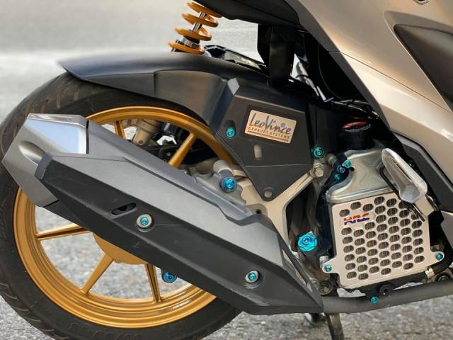 Honda Vario 150 độ phong cách nhẹ nhàng bằng dàn đồ chơi cực chất Ảnh 7