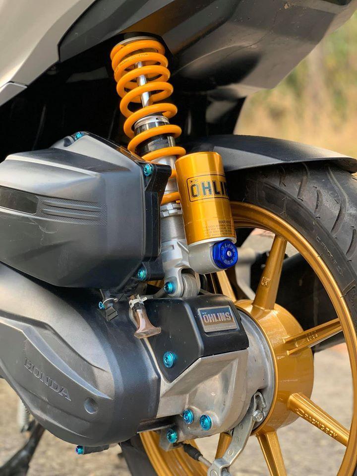 Honda Vario 150 độ phong cách nhẹ nhàng bằng dàn đồ chơi cực chất Ảnh 5