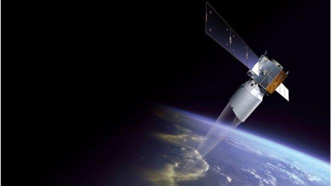 Sử dụng laser vệ tinh để dự báo thời tiết Ảnh 1
