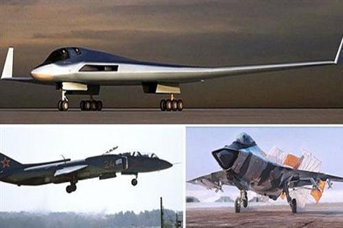 Mỹ ấn tượng với 5 loại máy bay Nga Ảnh 1