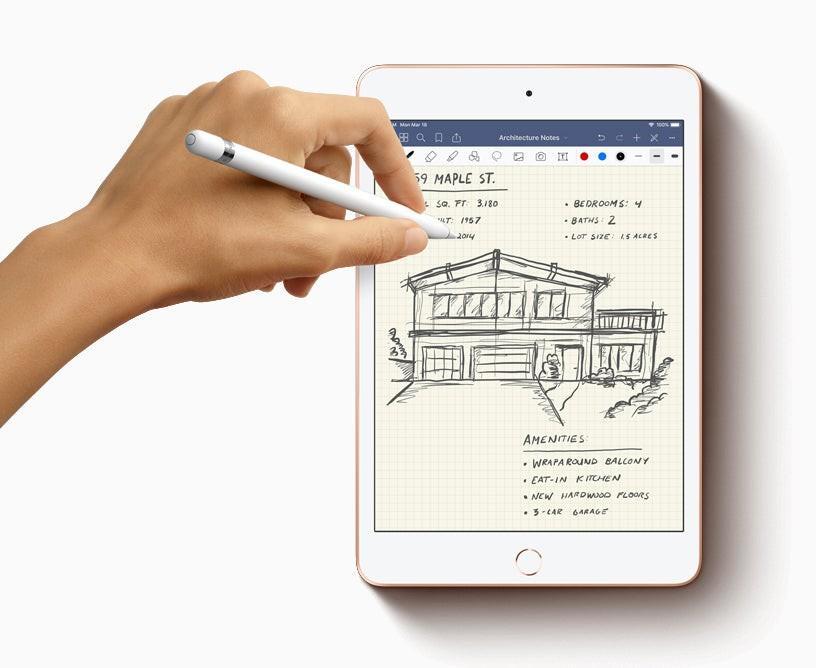 Apple Pencil tương lai sẽ có tính năng mới gì? Ảnh 1