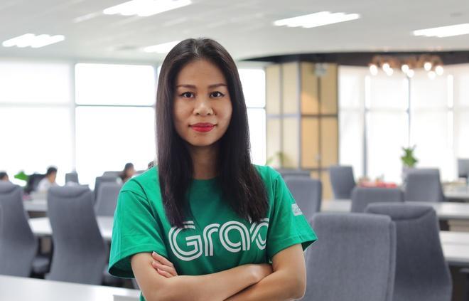 Grab có nữ CEO người Việt Ảnh 1